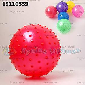 Резиновый мяч с шипами, 19110539