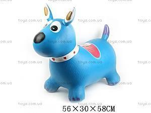 Резиновый прыгун «Собака», M2234