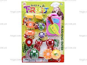 Игрушечная резка овощей и фруктов, 416D, отзывы