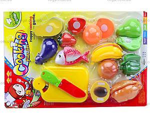 Детский набор для резки овощей и фруктов, 735-3, купить