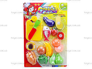 Детский набор для резки овощей и фруктов, 735-3, отзывы