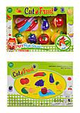 Детский набор продуктов и приборов, JJL008-1, фото