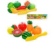 Набор «Половинки овощей и фруктов», KD8A, отзывы