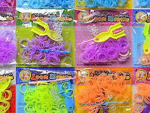 Резинки для плетения, 20 наборов, 025-1BH, купить