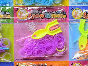 Резинки для плетения, 20 наборов, 025-1BH, фото
