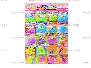 Резинки для плетения, 20 наборов, 025-1BH, отзывы