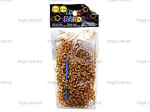 Резинки для плетения Loom Bands, , фото