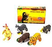 Резиновая фигурка-тянучка «Мир животных», 7215
