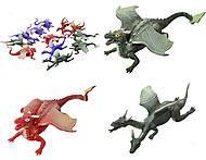 Резиновый дракон, A037P, фото