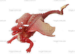Резиновый дракон, A037P, игрушки