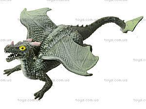 Резиновый дракон, A037P, детские игрушки