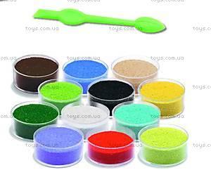 Рисование цветным песком «Панда и его друзья», DJ08630, фото