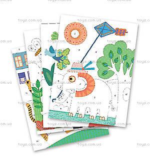 Рисование цветным песком «Прогулка», DJ08660, отзывы
