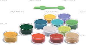 Рисование цветным песком «Прогулка», DJ08660, цена