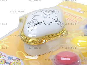 Рисование по керамике «Мини-шкатулка», 94169, фото