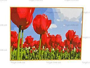 Рисование по номерам из серии «Цветы», MGшк40966, отзывы