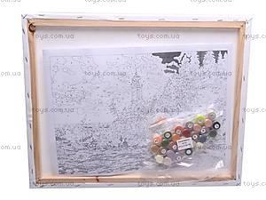 Рисование по номерам «Морской пейзаж», MGшк40942, купить