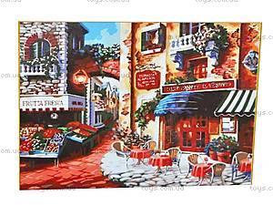 Рисование по номерам серии «Городской пейзаж», MGшк40898, отзывы