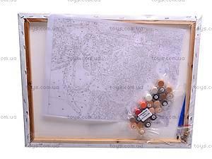 Рисование по номерам серии «Животные и птицы», MGшк40911, отзывы