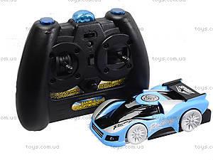 Машина на радиоуправлении Wall Racer Climber, ездит по стенам, 114455-LB, toys.com.ua