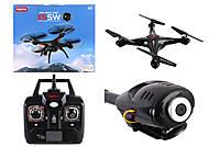 Квадрокоптер X5SW с камерой WiFi 2 цвета, X5SW, отзывы