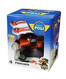 Robocar POLI игрушка с ракетами, 83168-3, отзывы