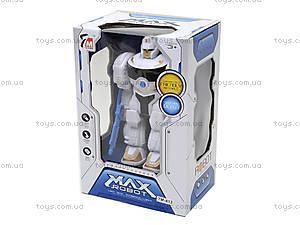 Игрушечный робот Max, 7М413, игрушки