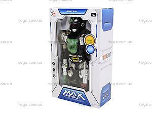 Робот с музыкальными эффектами «Макс», 7M-404, детские игрушки