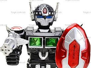 Игрушечный робот «Твой защитник», 7M-405, отзывы