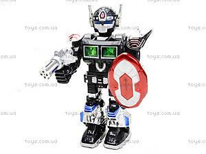 Игрушечный робот «Твой защитник», 7M-405, игрушки
