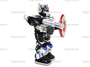 Игрушечный робот «Твой защитник», 7M-405, детские игрушки