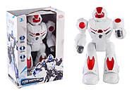 """Робот """"Робовоин Страж"""" (звуковые эффекты, свет, ходит, двигает руками), 9890, купить"""