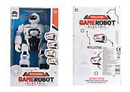 Робот на батарейках свет, 2 цвета (TY-419D), TY-419D, купить