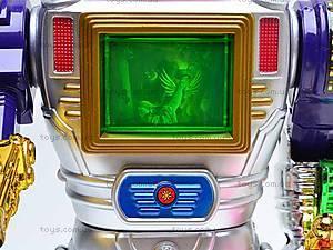 Робот детский музыкальный, 28003, игрушки