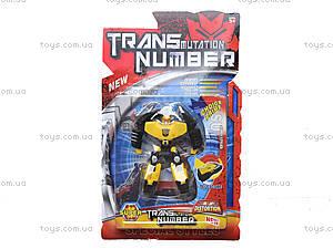 Робот для детей «Трансформер», 292-1, фото