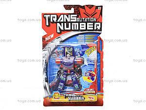 Робот для детей «Трансформер», 292-1, отзывы