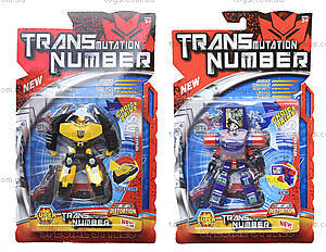 Робот для детей «Трансформер», 292-1