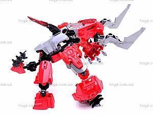 Робот-конструктор Hero Fortress, 9929-9931, детские игрушки
