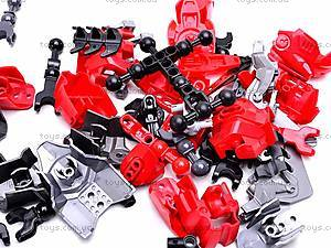 Робот-конструктор Hero Fortress, 9929-9931, магазин игрушек