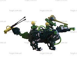 Робот-конструктор «Крокодил», S84031, фото