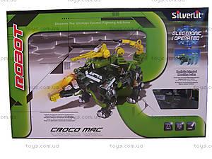 Робот-конструктор «Крокодил», S84031