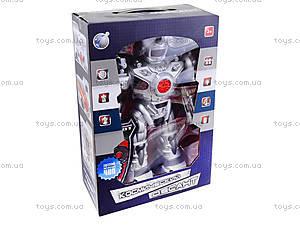 Радиоуправляемый игрушечный робот «Космический десант», TT711B
