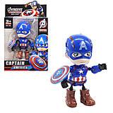 Робот металлический «Супергерои: Капитан Америка», BF1041, игрушки