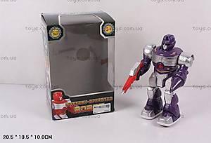 Робот на батарейках, 200302