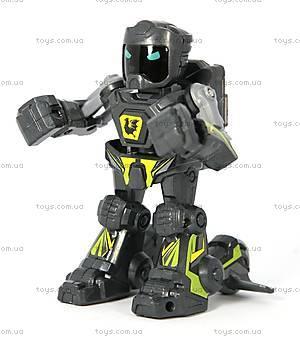 Робот на инфракрасном управлении Boxing Robot, серый, W101g, отзывы