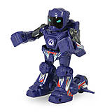 Робот на инфракрасном управлении Boxing Robot, синий, W101b, оптом