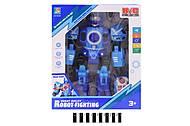 Робот на радиоуправлении «Боец», KD8811B, купить