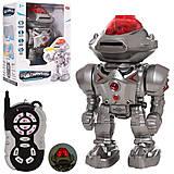 """Робот на радиоуправлении """"Робокоп"""" Play Smart, 9896, отзывы"""