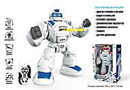 Робот на радиоуправлении «Робовоин» Play Smart, 9892, отзывы