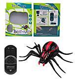Робот-паук на радиоуправлении красный, 9915, фото
